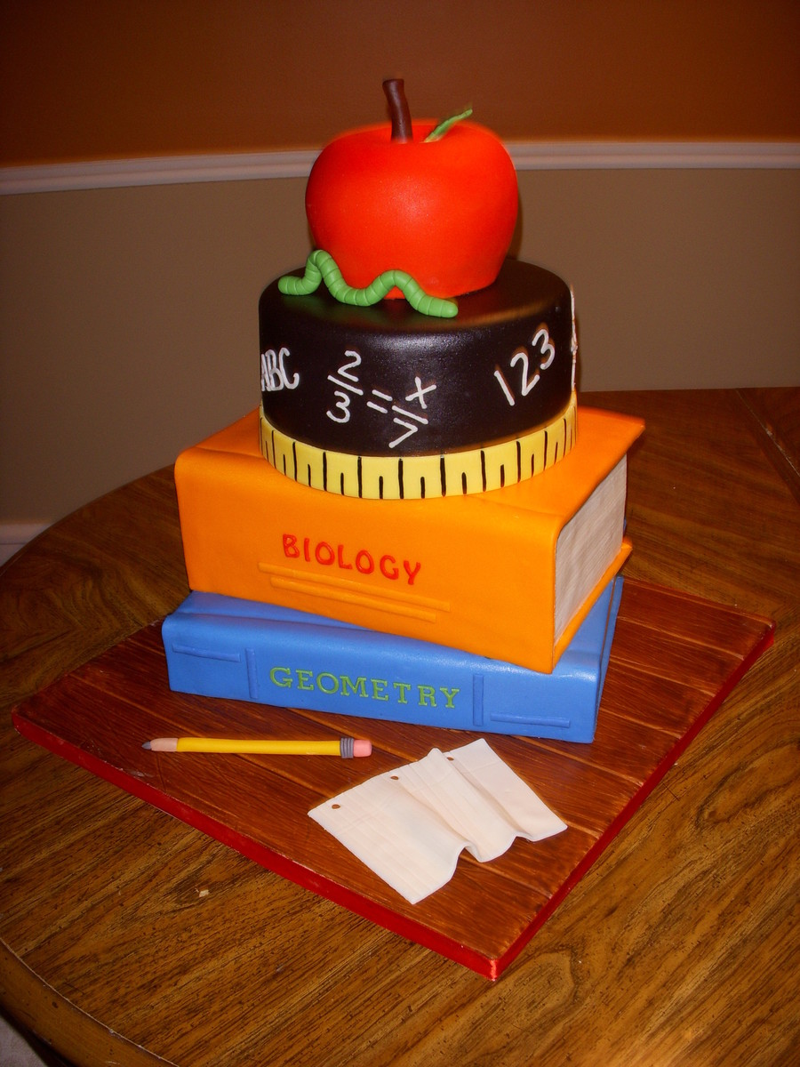Education Cake Contest on Cake Central