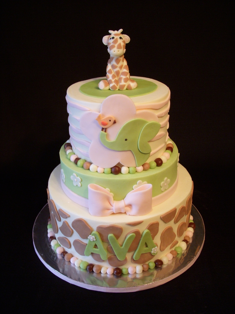 Jungle Jill Cakecentral Com