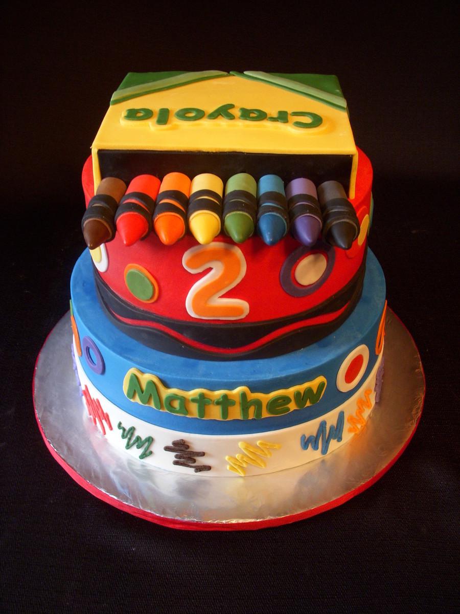 Crayola Crayons Cakecentral Com