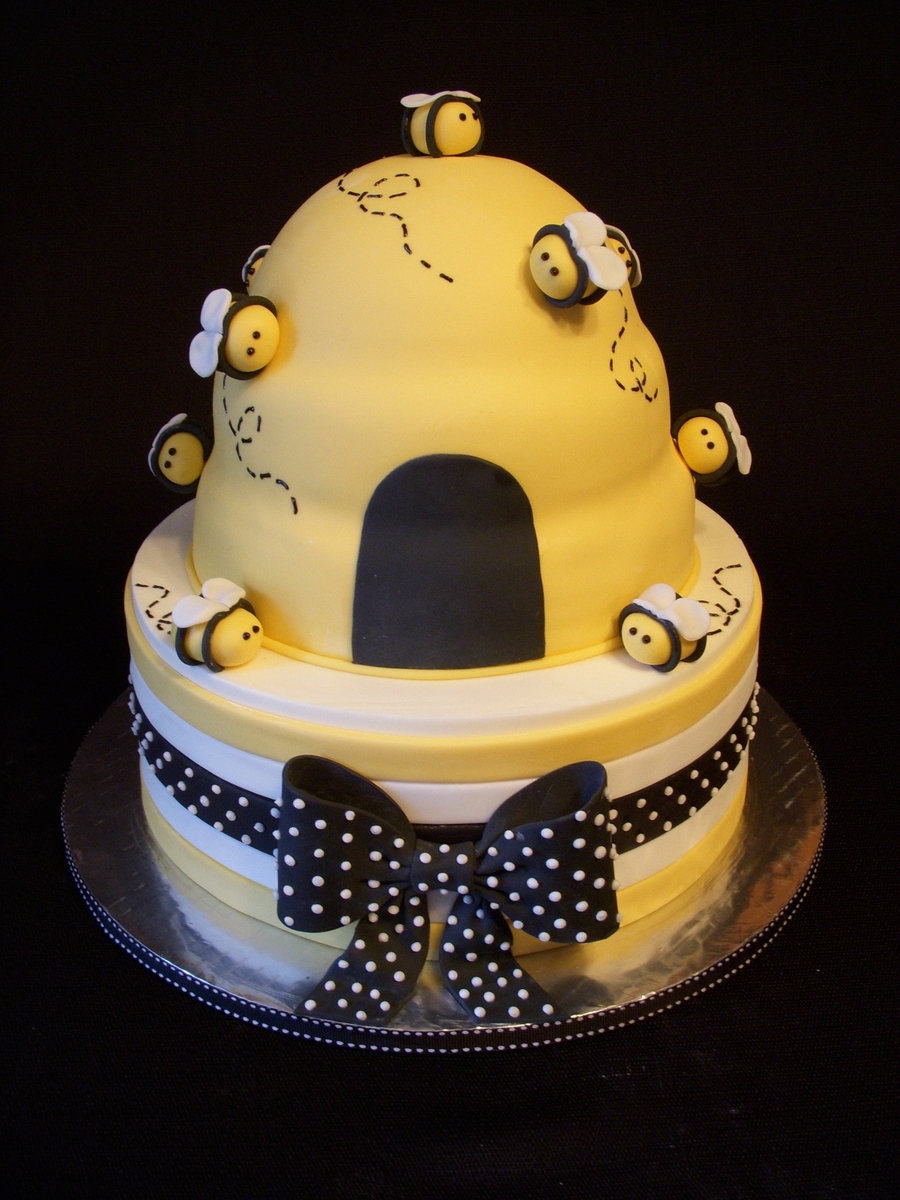 Beehive Cake Recipe