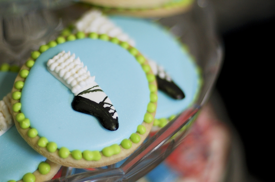 Irish Dancing Cookie on Cake Central