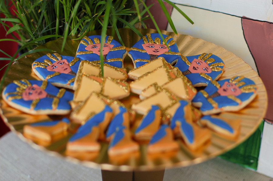 Egyptian Sugar Cookies  on Cake Central
