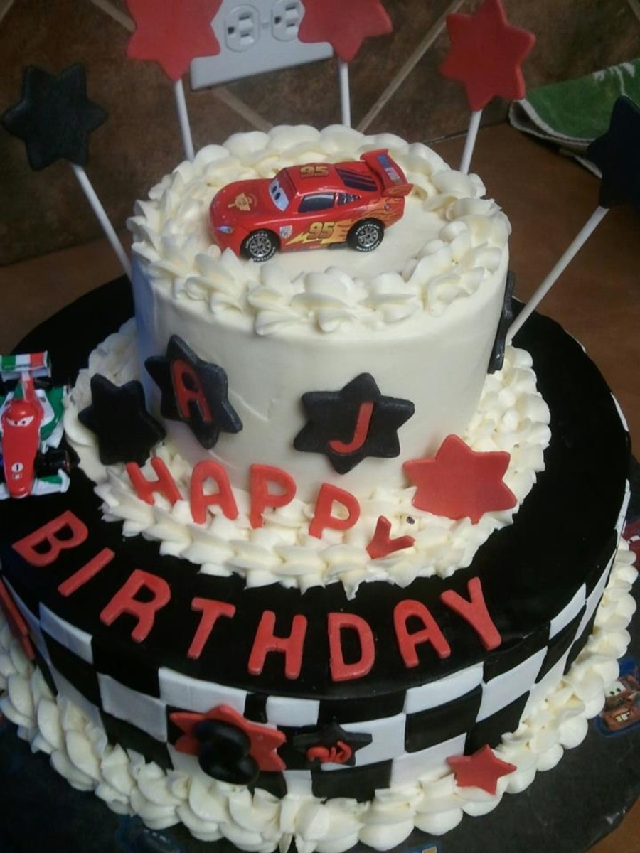 Cars Birthday on Cake Central