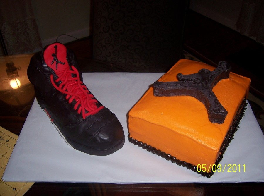 Jumpman on Cake Central