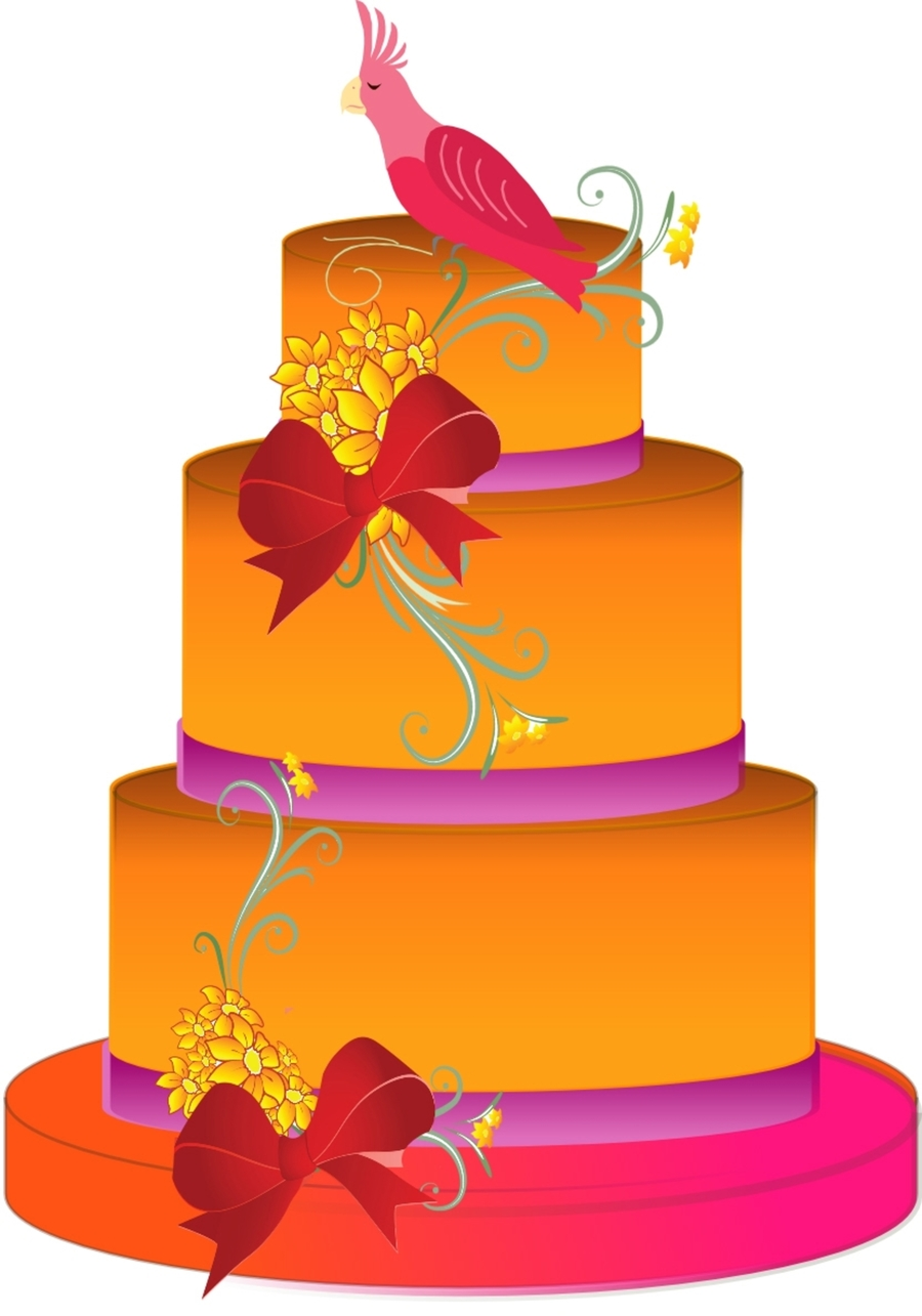 Design Idea For Three Tier  on Cake Central
