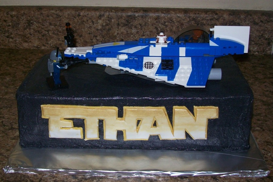 Lego Star Wars on Cake Central