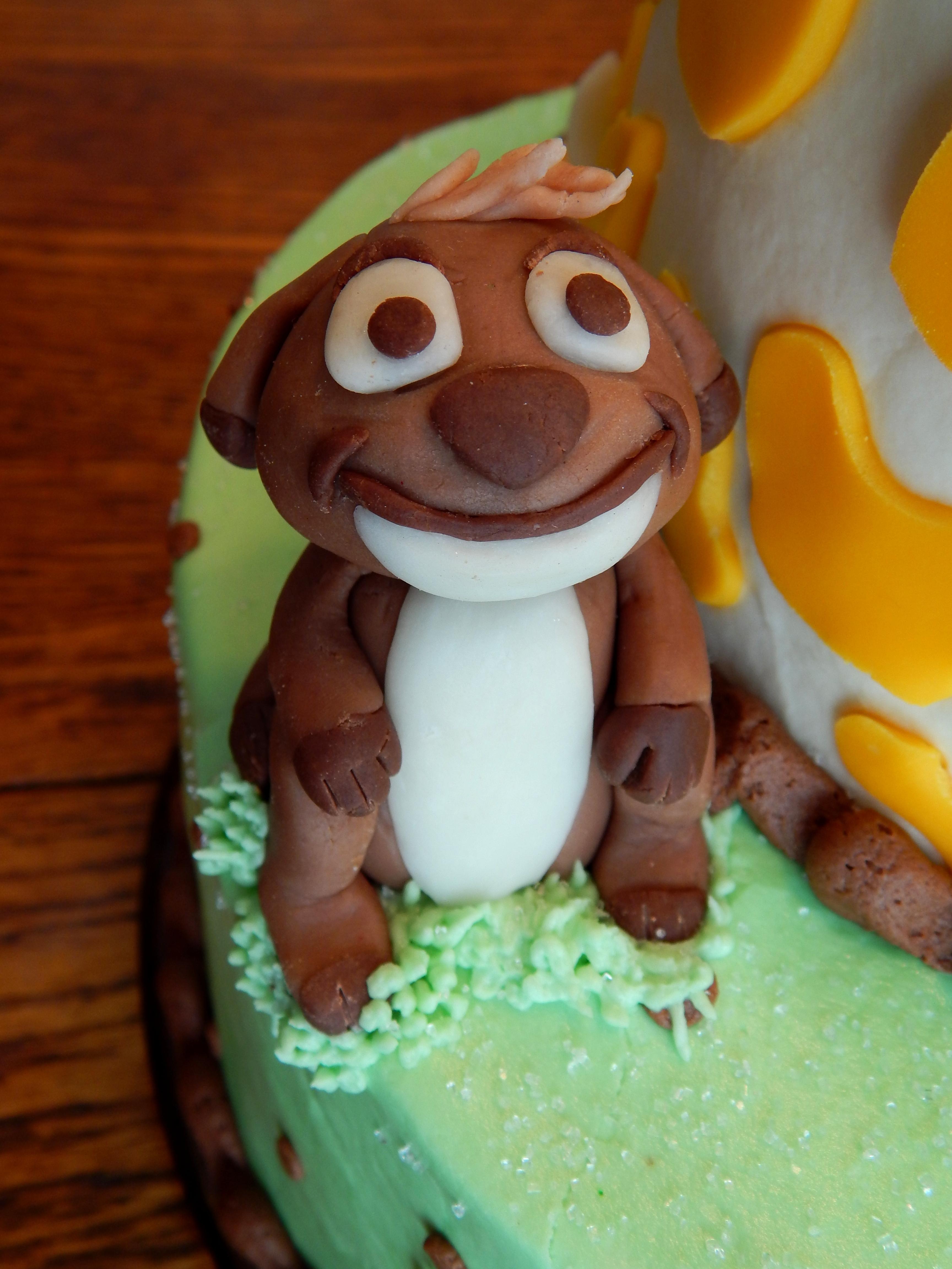 Lion King Baby Shower Cake Cakecentral Com