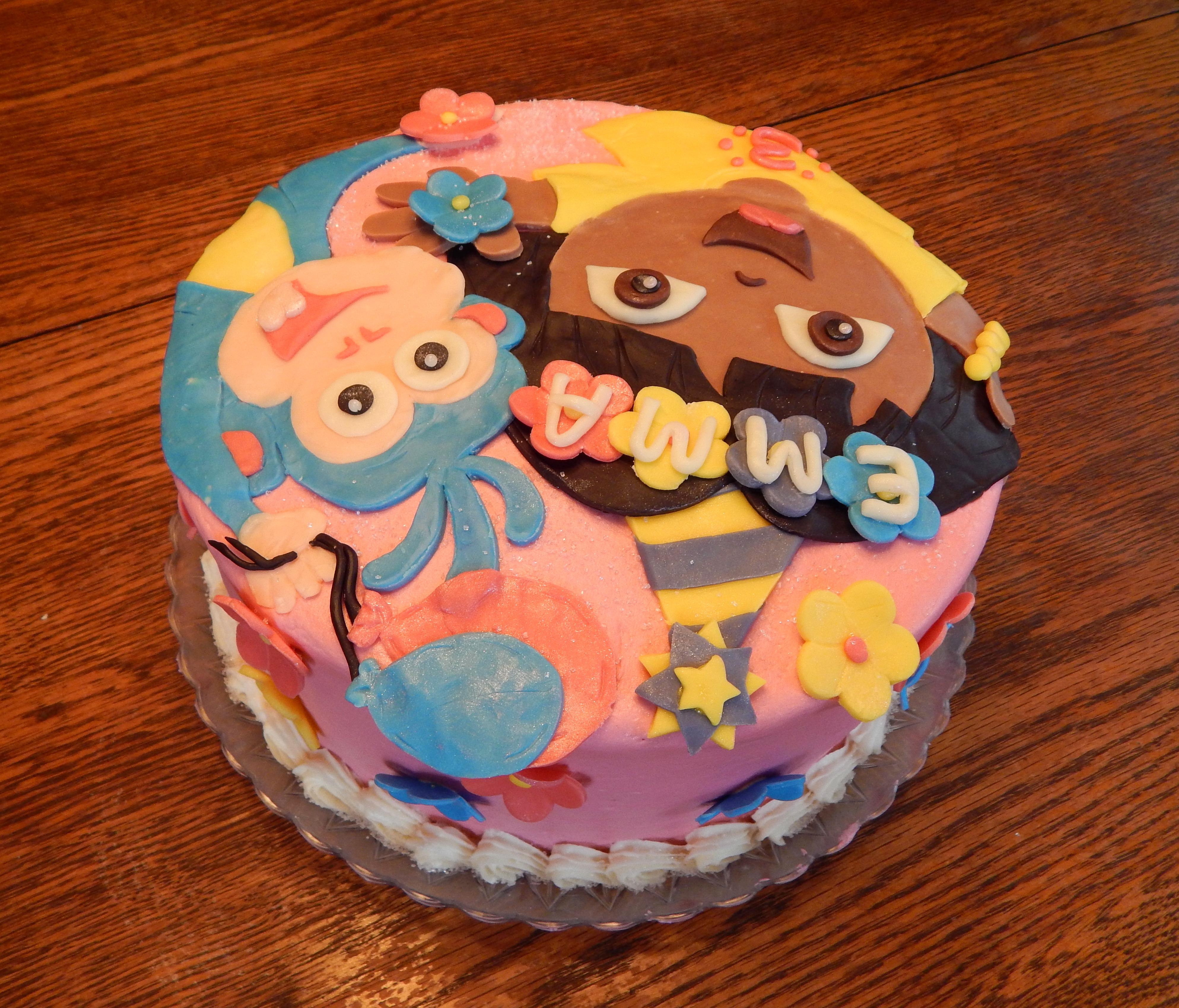 Dora Cake Recipe Download