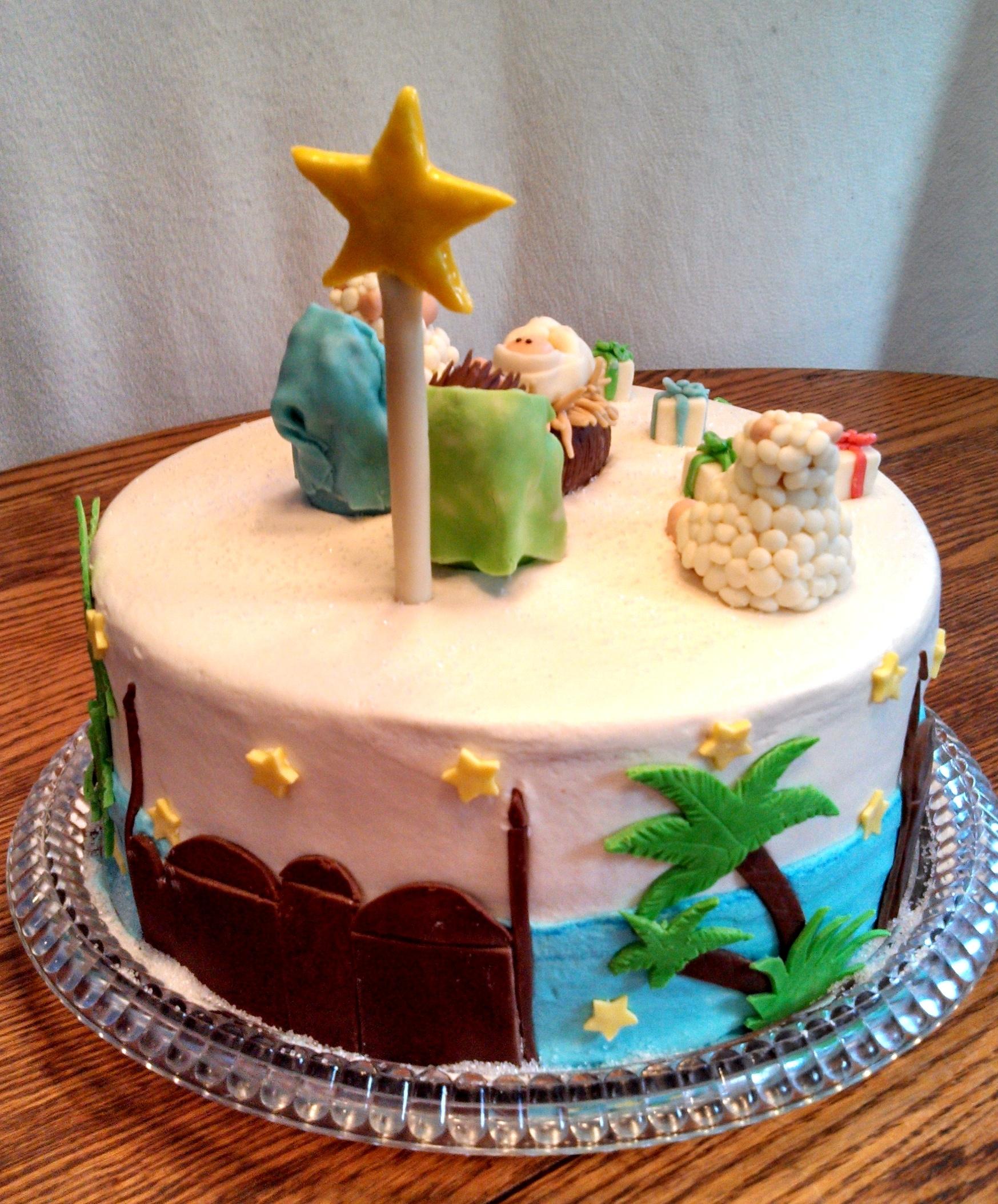 Happy Birthday Jesus Cakecentral