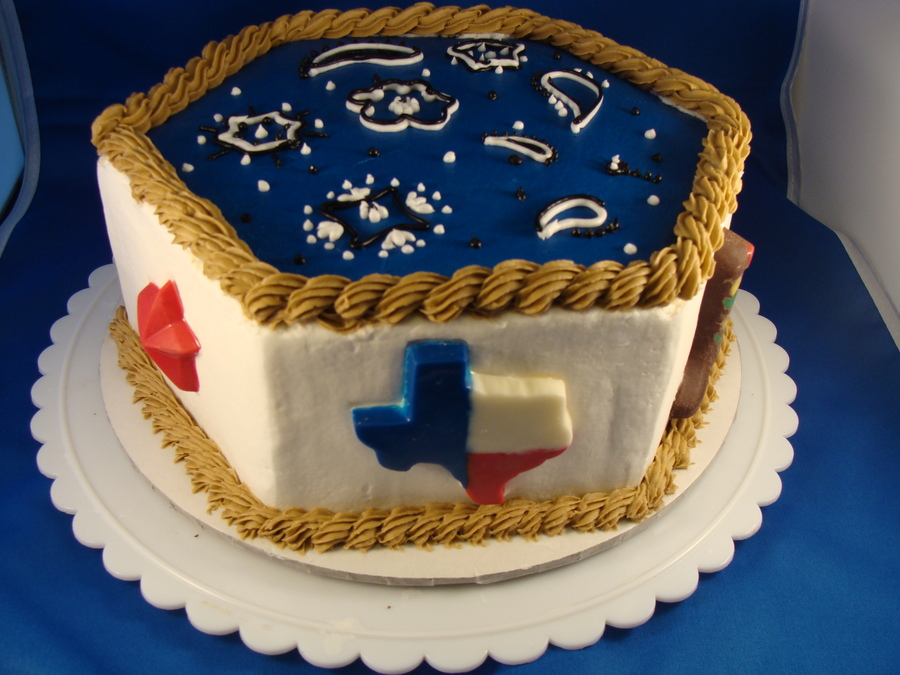 Western Birthday on Cake Central