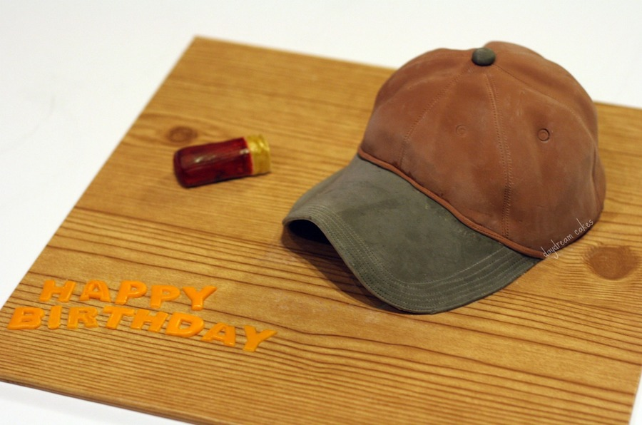 Hunting Cap on Cake Central