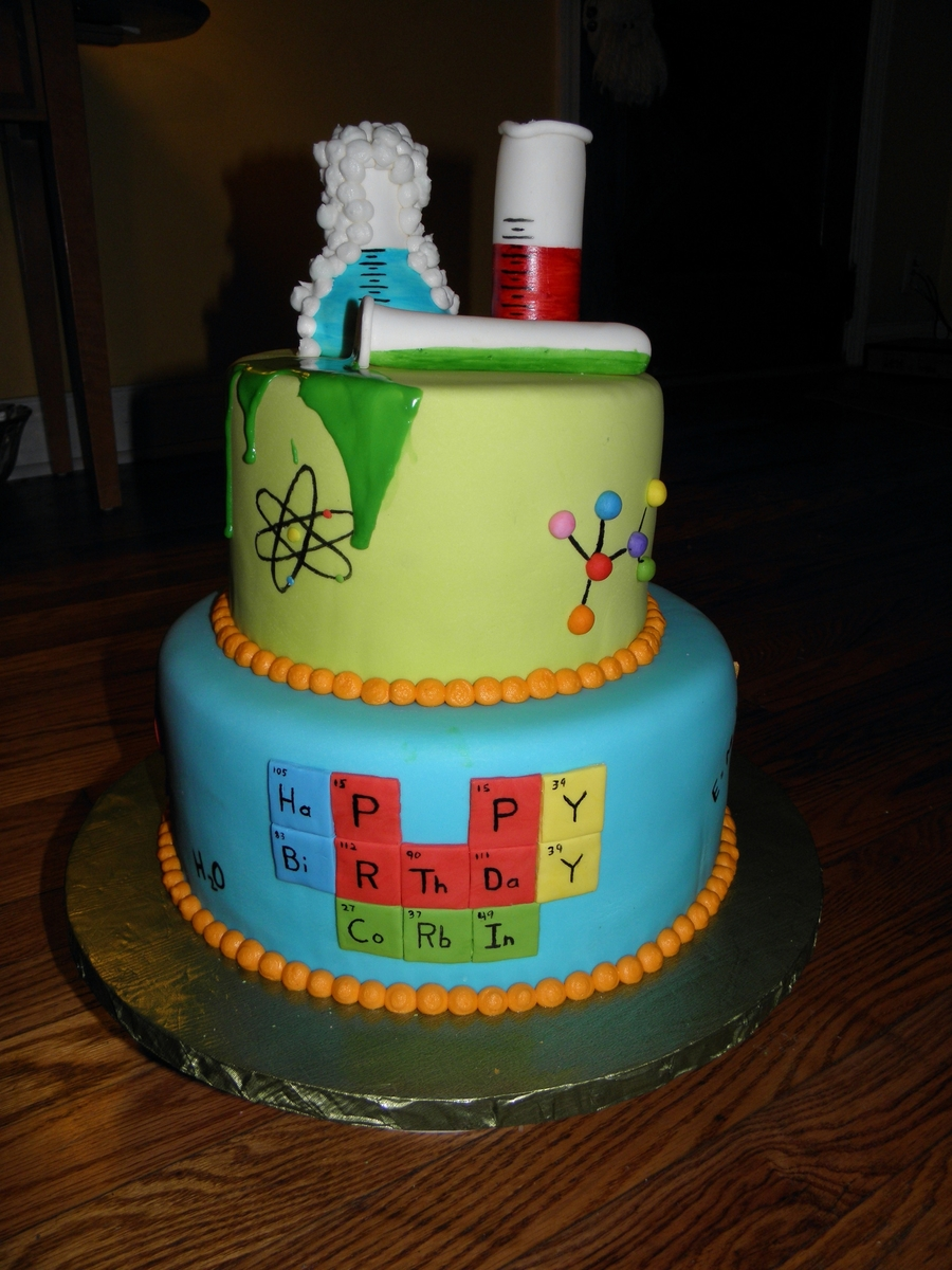 Mad Scientist Cakecentral Com