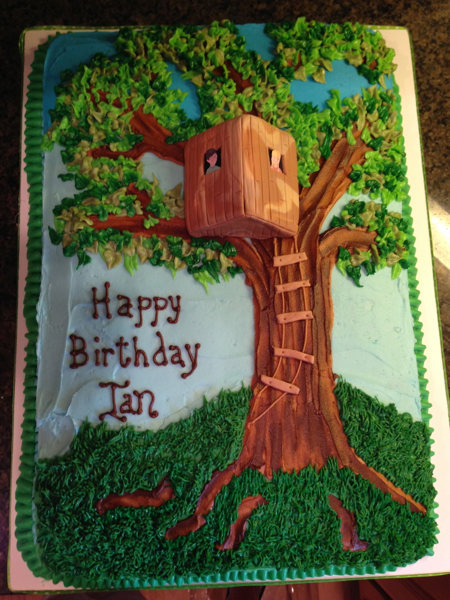 Magic Tree House Cakecentral Com
