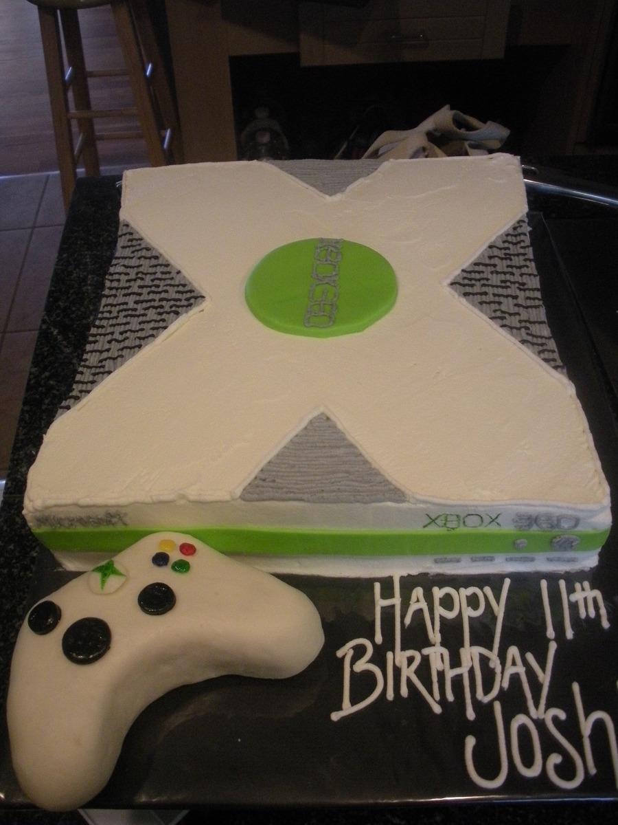 Xbox - CakeCentral.com