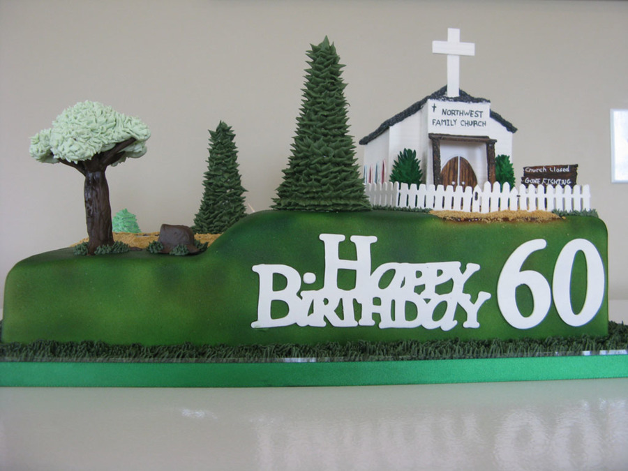 Pastors 60th Birthday Cakecentral