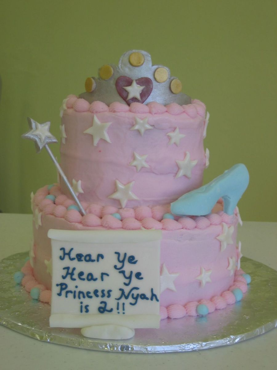 Princess Nyah on Cake Central