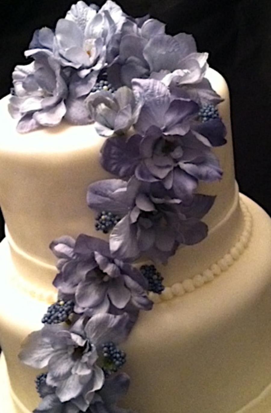 Wedding Cakes Periwinkle