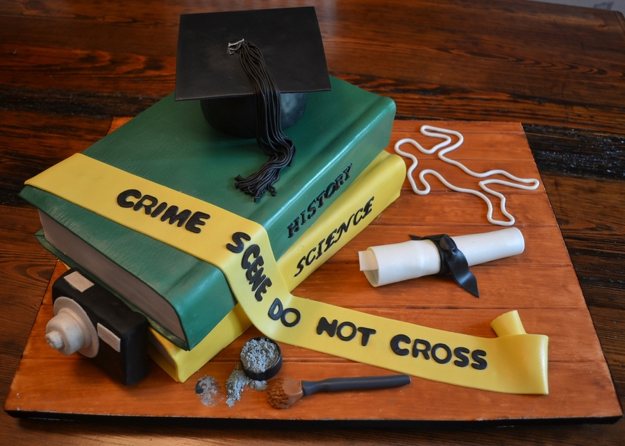 Criminal Justice Degree on Cake Central