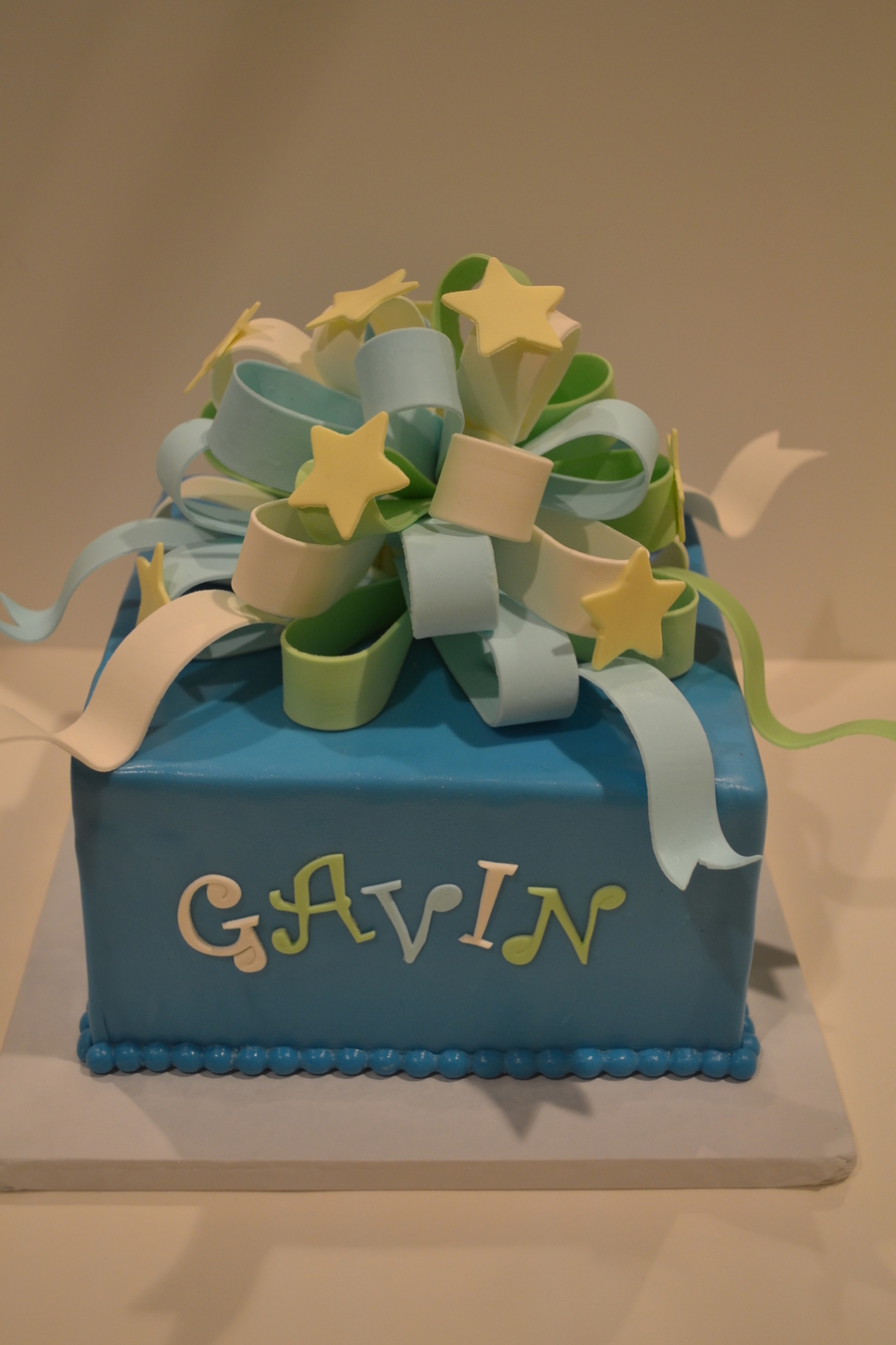 Baby Boy Shower on Cake Central