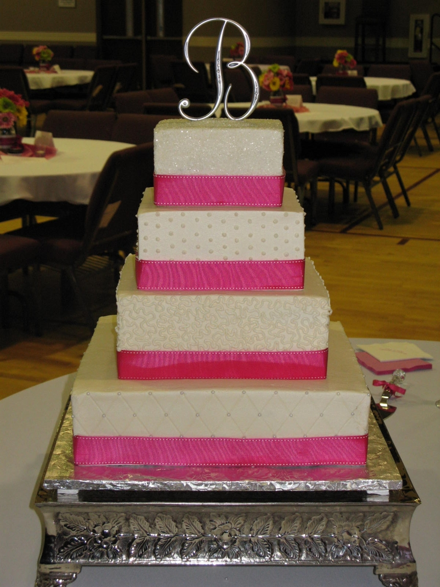 Oil Bleeding Into Fabric Ribbon on Cake Central