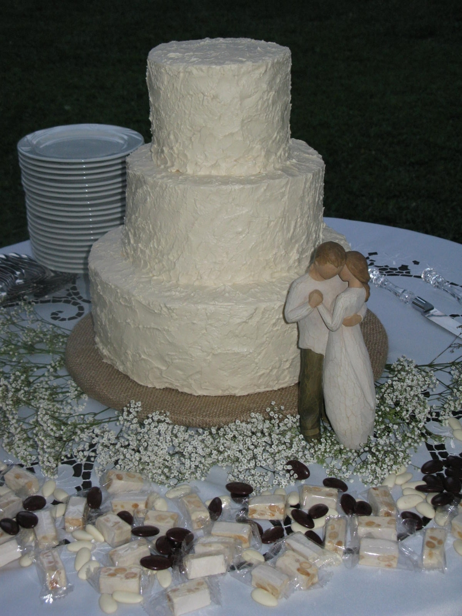 French Wedding on Cake Central