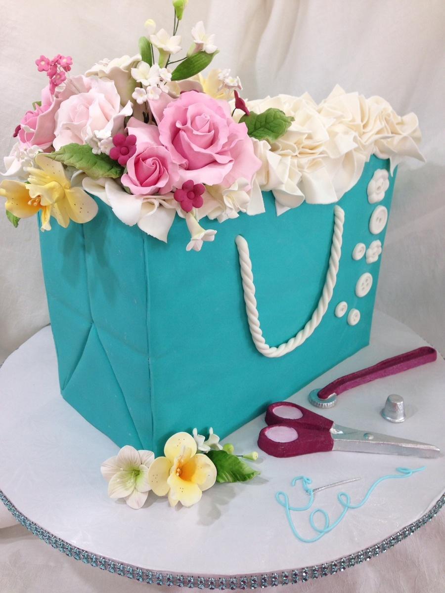 Recipe Chocolate Bag Cake