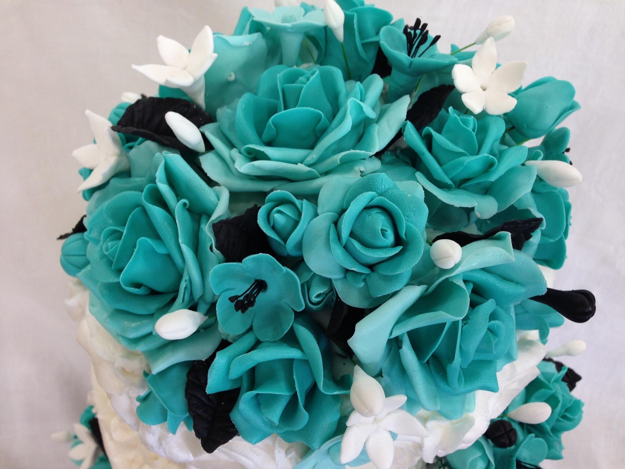 картинки с бирюзовыми розами сефилян