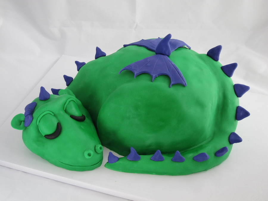 Dragon Themed Baby Shower Part 2 Cakecentral