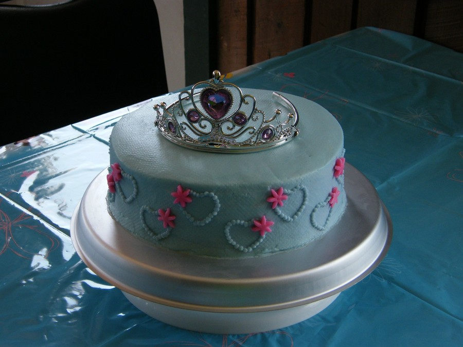 Blue Princess on Cake Central