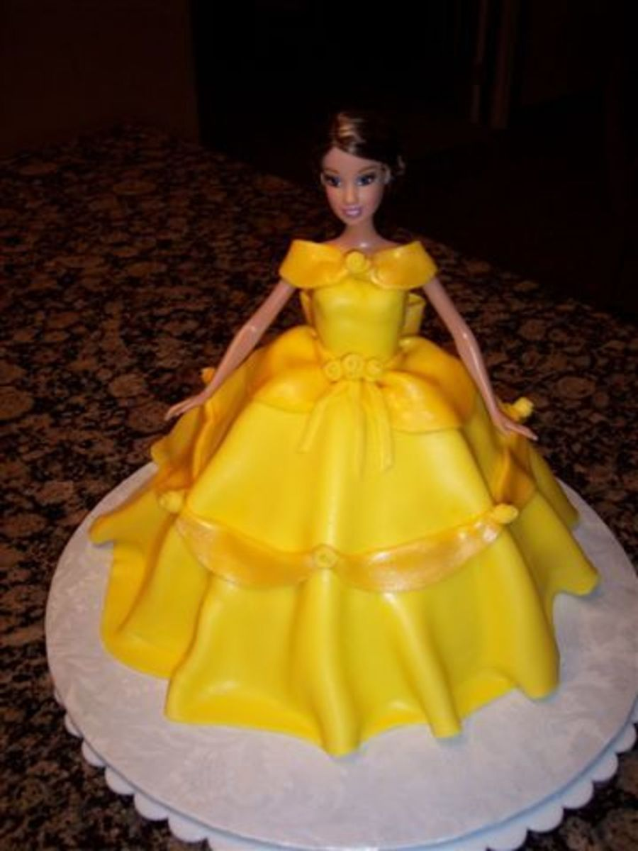 Belle Of The Ball  on Cake Central
