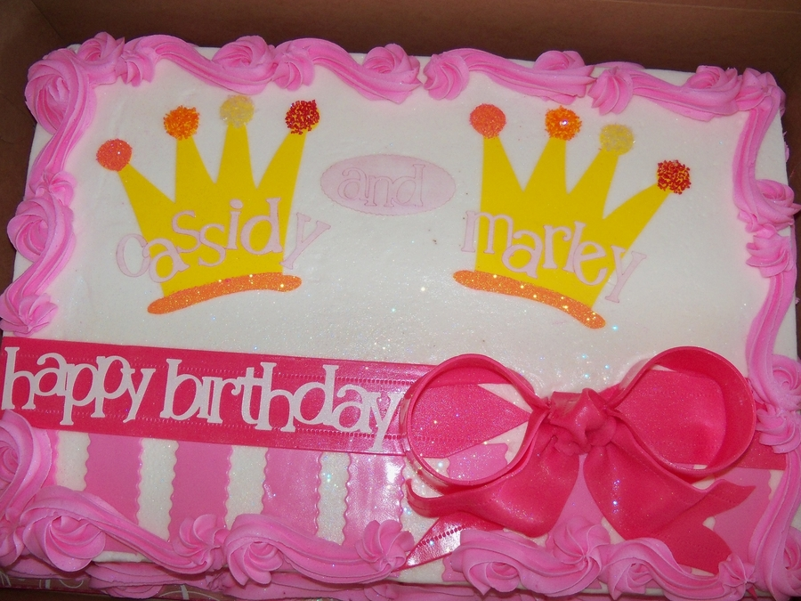 Birthday Crowns on Cake Central