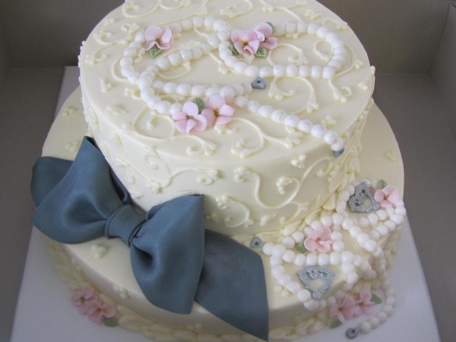 Cake For Bridal Shop on Cake Central