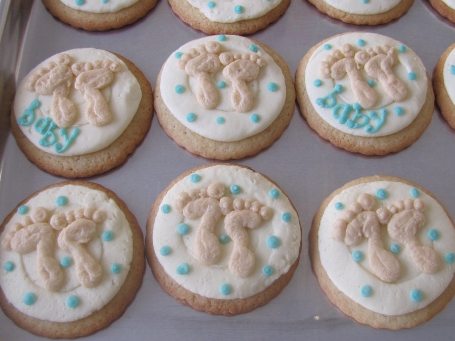 Buttercream Sugar Cookies on Cake Central