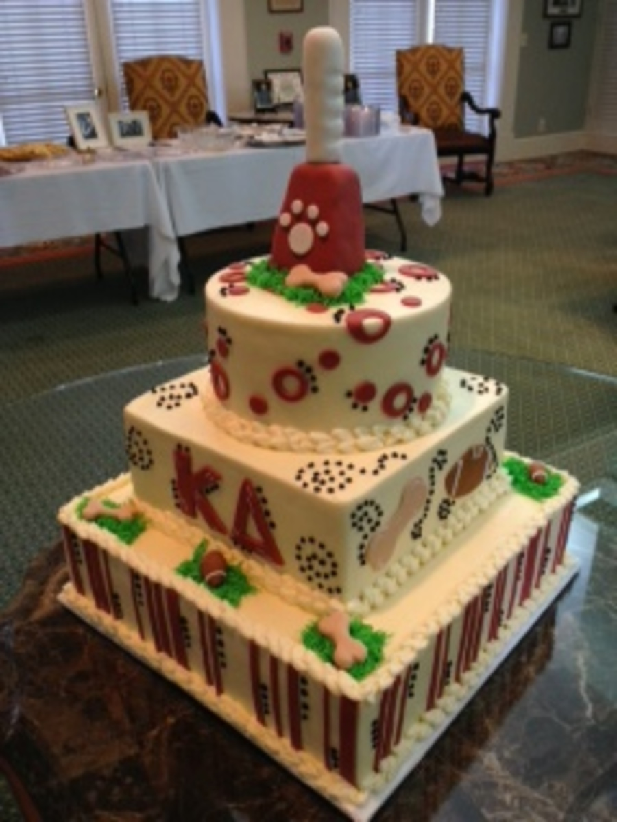 Kappa Side View 1 on Cake Central