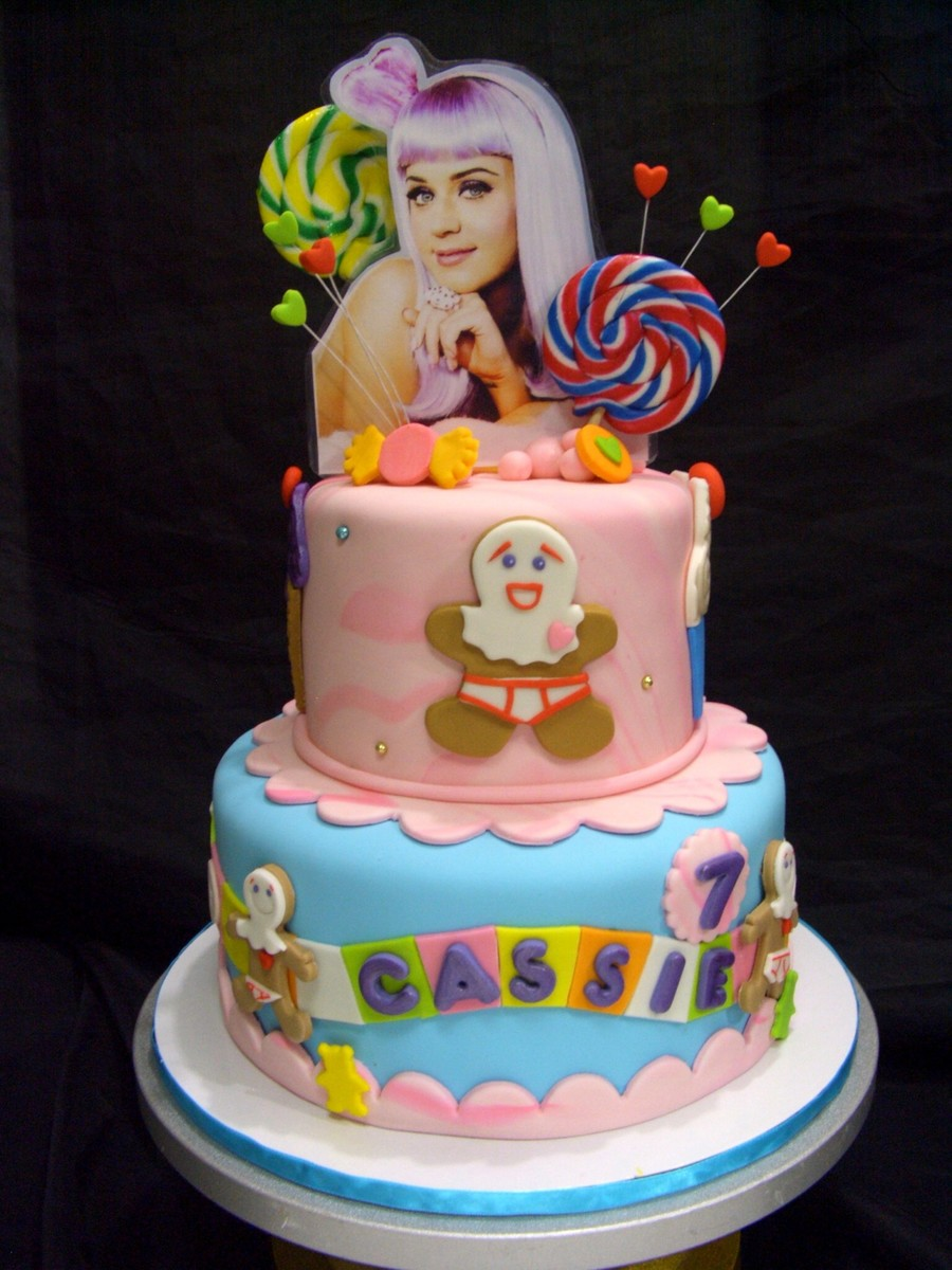 Candyland Katy Perry Cake Cakecentral Com