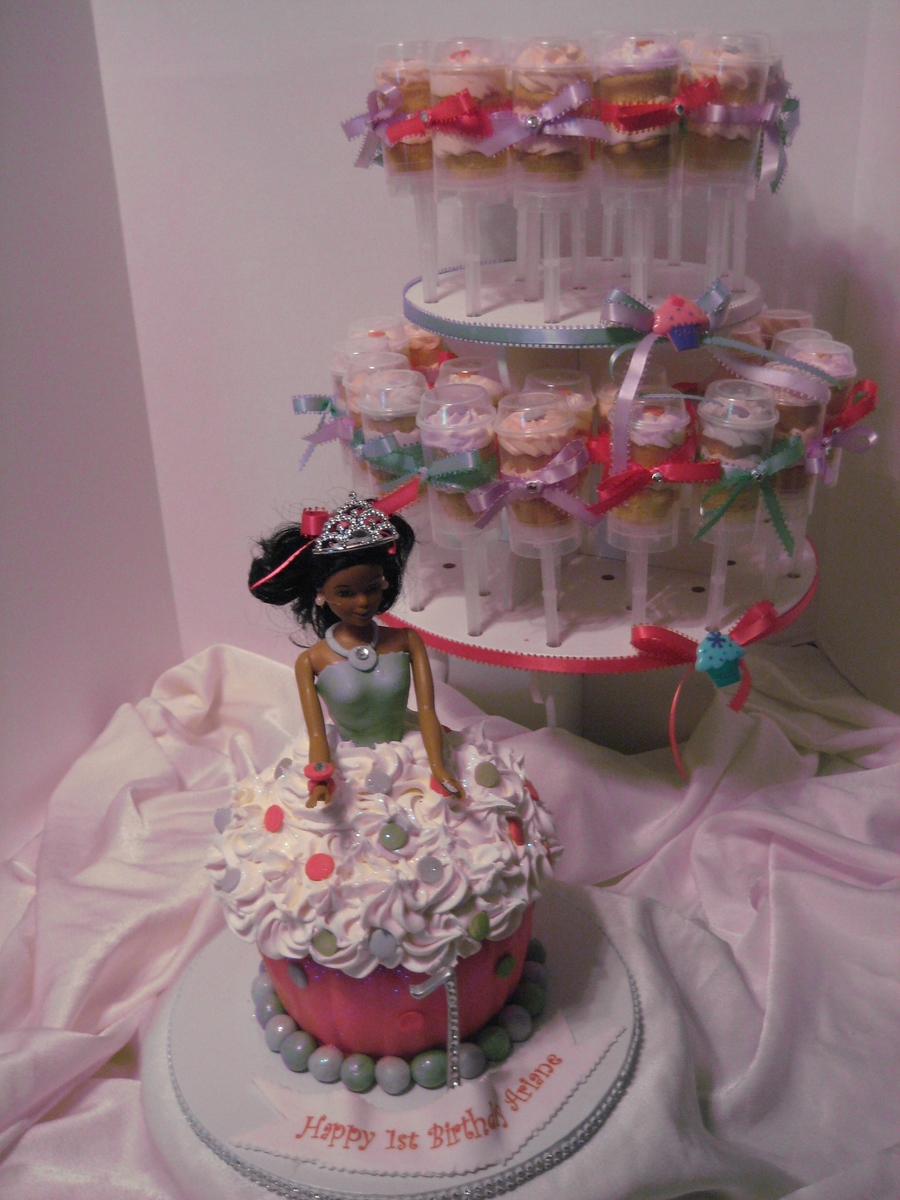 Cupcake Party on Cake Central