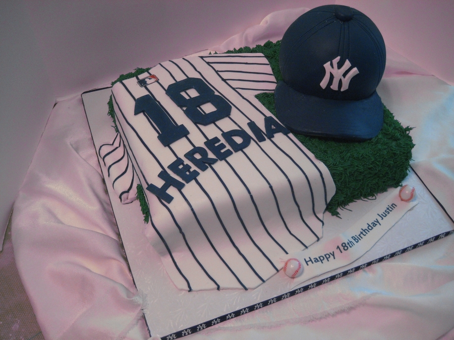 Baseball Party on Cake Central