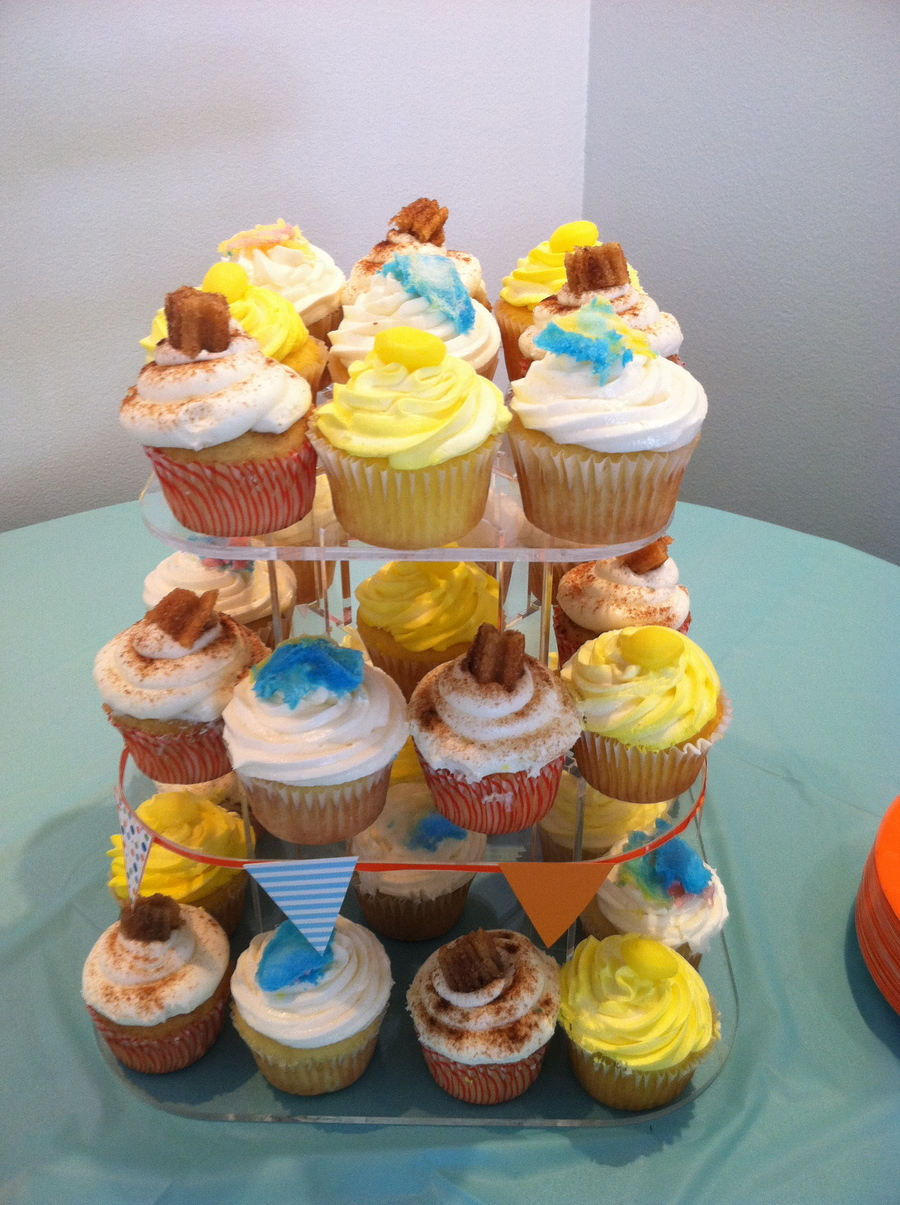 Carnival Themed Cupcakes For Baby Shower on Cake Central