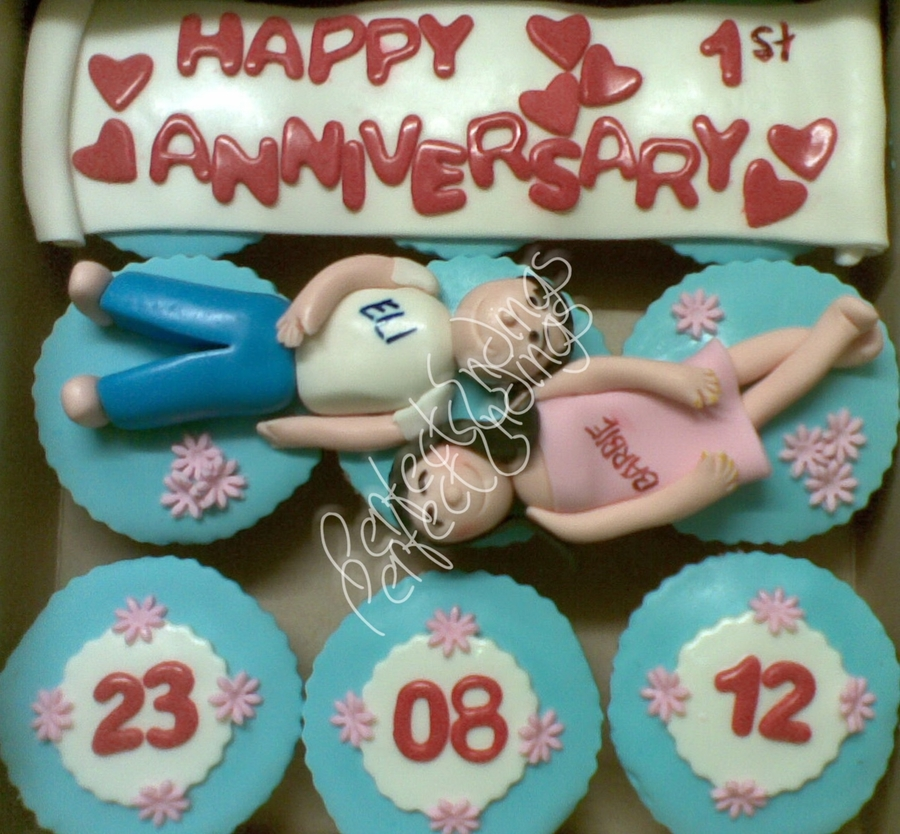 Anniversary Couple on Cake Central