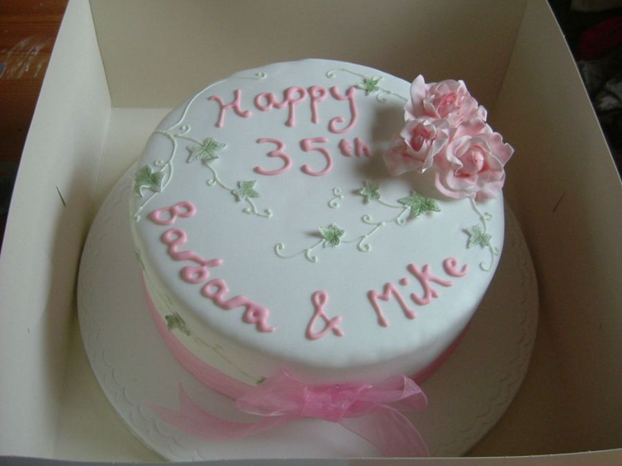 English Roses on Cake Central