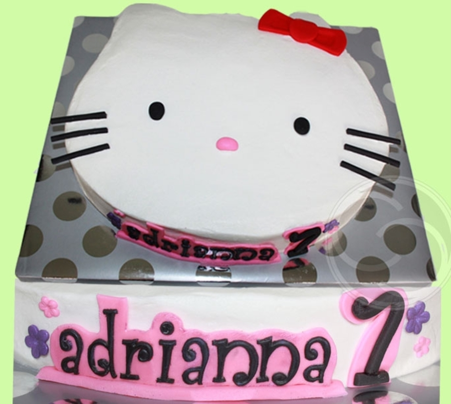 Hello Kitty Cakecentral Com