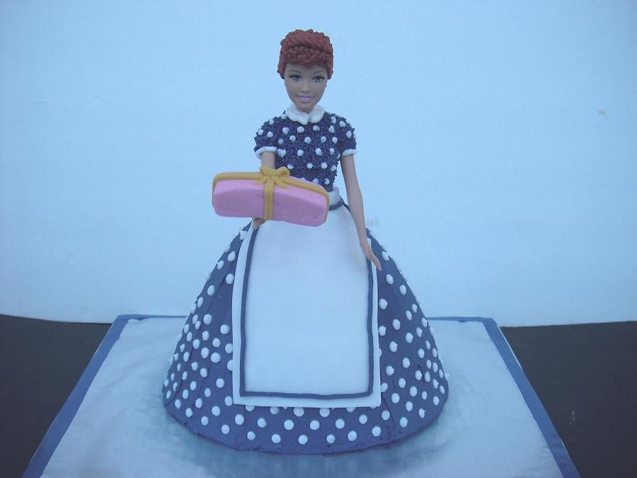I Love Lucy on Cake Central