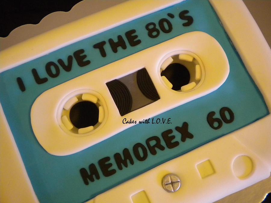Cassette 80 S Tape Cakecentral Com