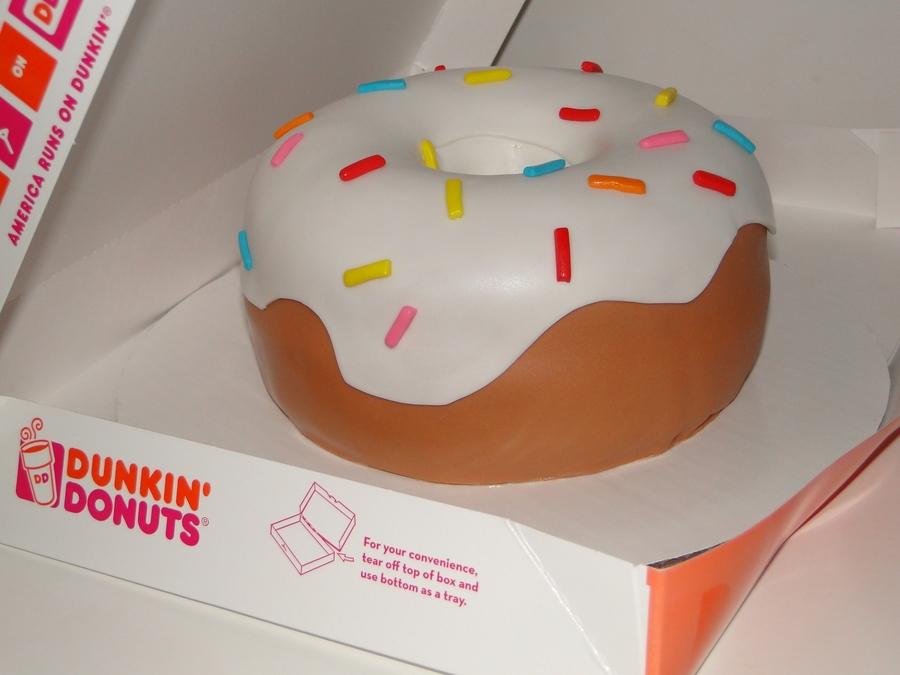 Donut Birthday Cake Cakecentral