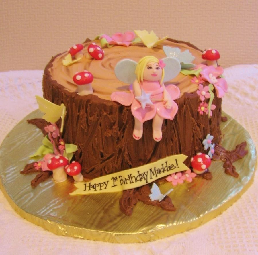 Fairy Cake Icing