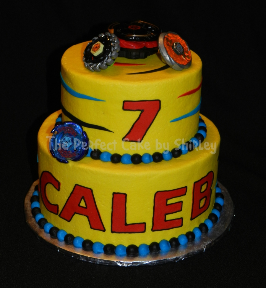 Cake Decorating Central Northmead : Beyblade - CakeCentral.com
