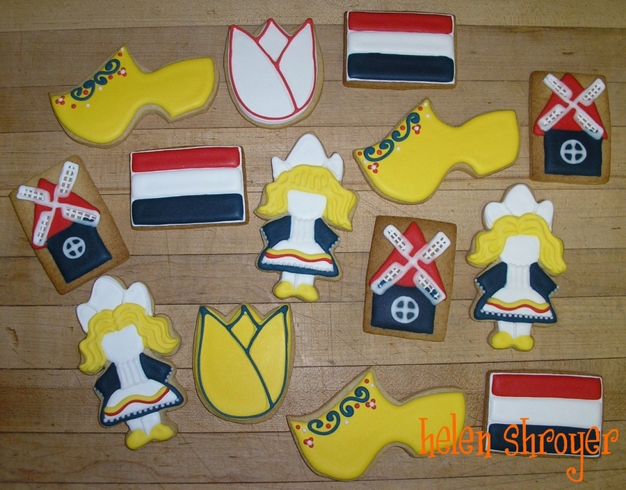 Assorted Dutch Cookies on Cake Central