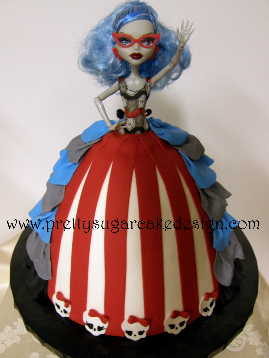 Monster High Doll Birthday on Cake Central