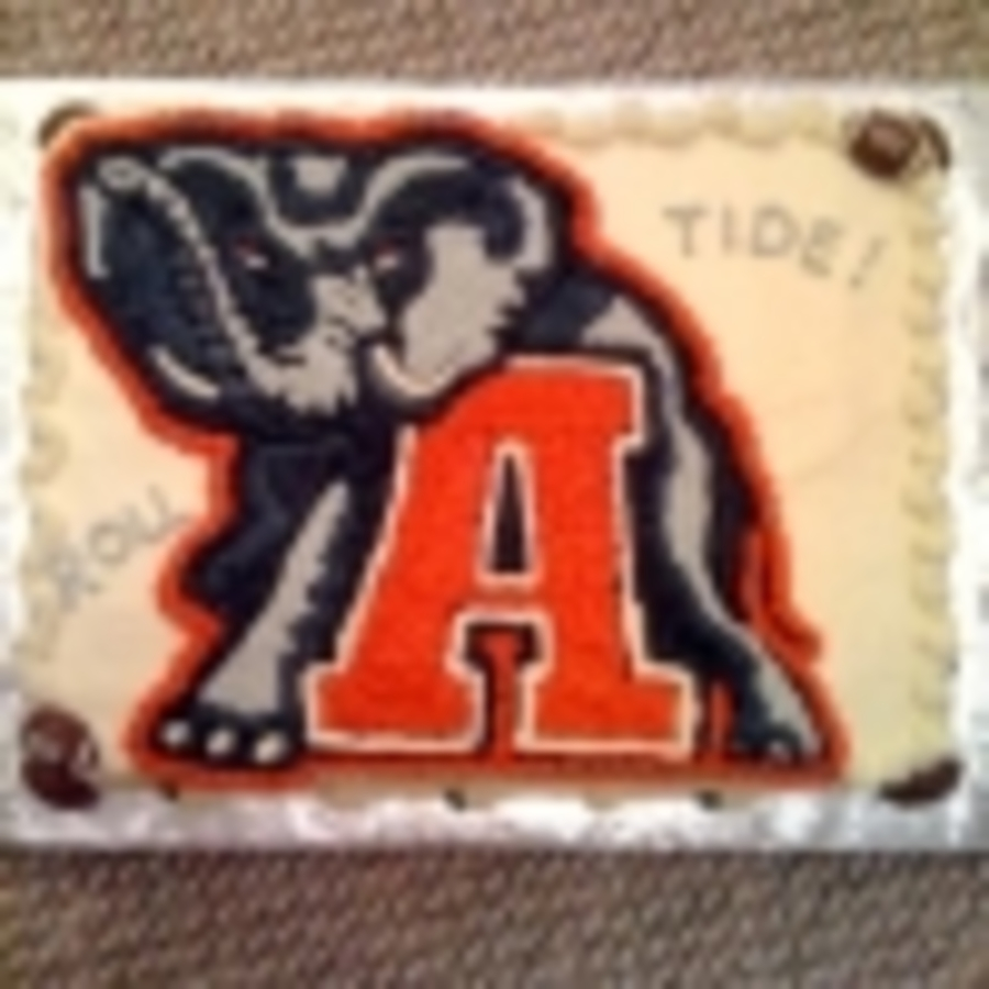Roll Tide on Cake Central