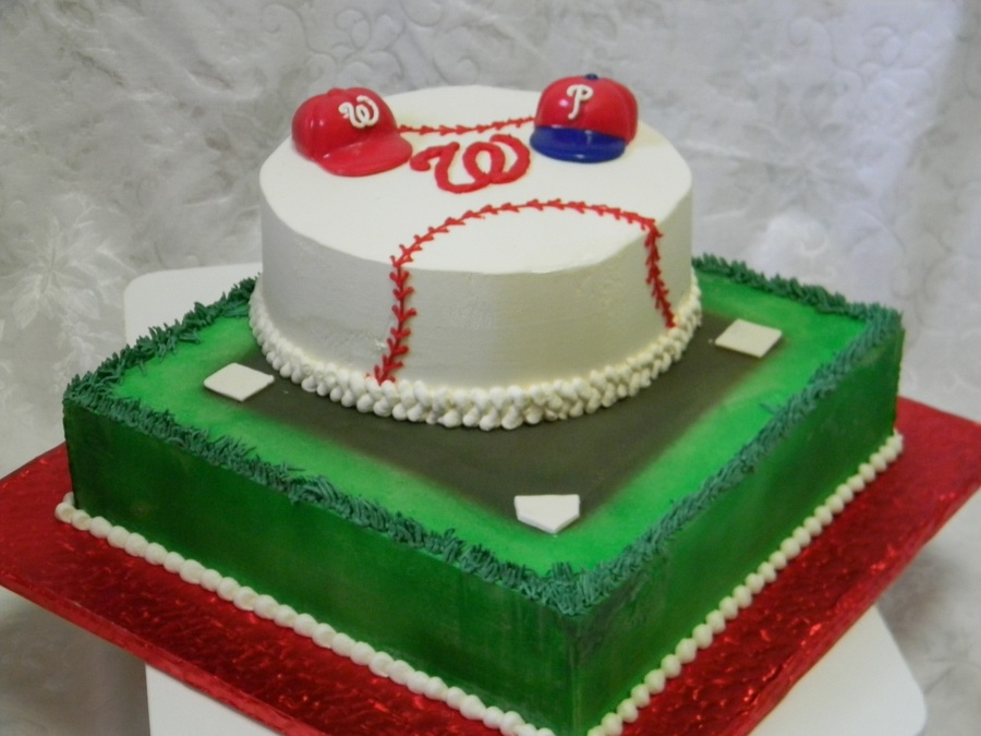 Washington Nationals CakeCentralcom